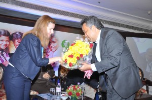 Vijay Batra in National CSR held in New Delhi on 21st march 2014.