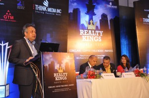 Vijay Batra in Realty Kings held in New Delhi on 06th June 2014.