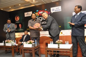 Vijay Batra at Digital Marketing Conclave 2014